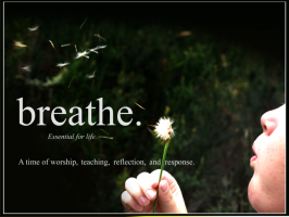 Image of the Breathe Workbook - Katie de Veau's Spiritual Retreats