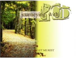 Image of the Journeying with God handbook - Katie de Veau's Spiritual Retreats