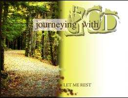 Image of the Journeying with God handbook - Katie de Veau's Spiritual Retreats