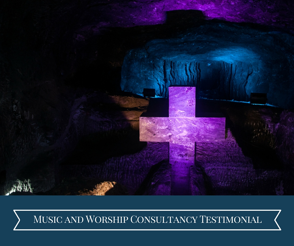 Image for a Music and Worship Consultancy